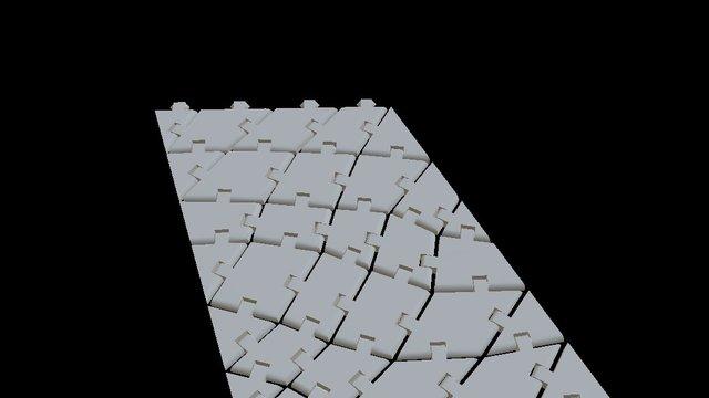 3dtie Necktie Mid 3D Model
