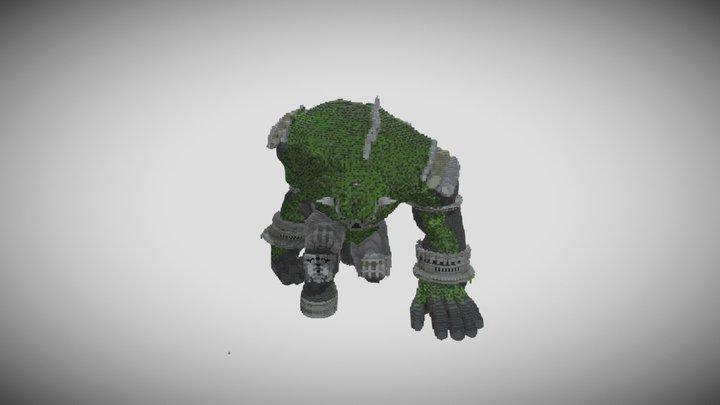 Coloso 6 ZetaCraft - By Izmaelo 3D Model