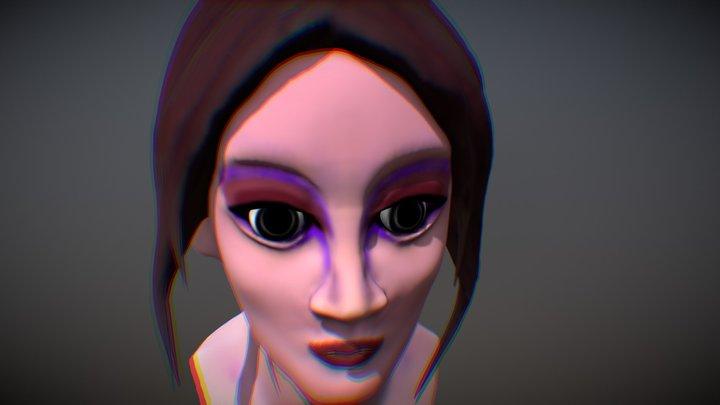 Annabelle 3D Model