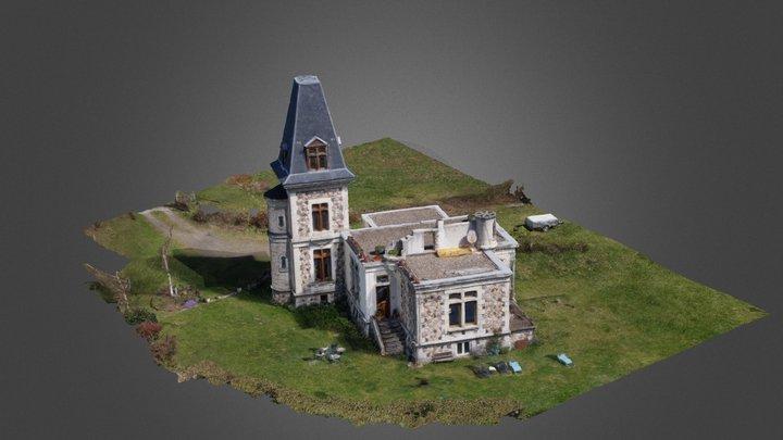 Valciviere 3D Model