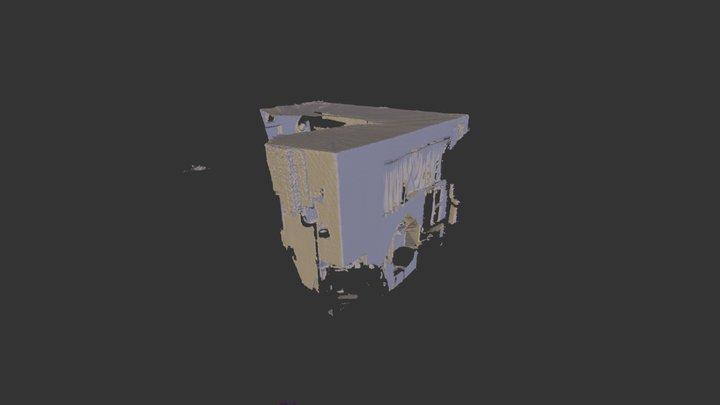 Mbr_TestScan_01 3D Model