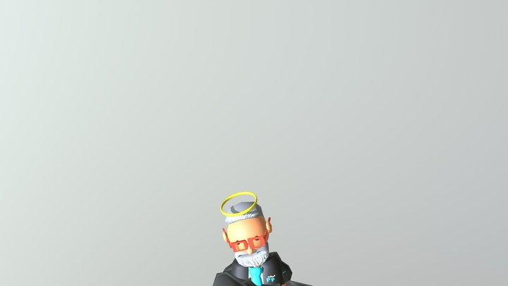Is better dansing 3D Model