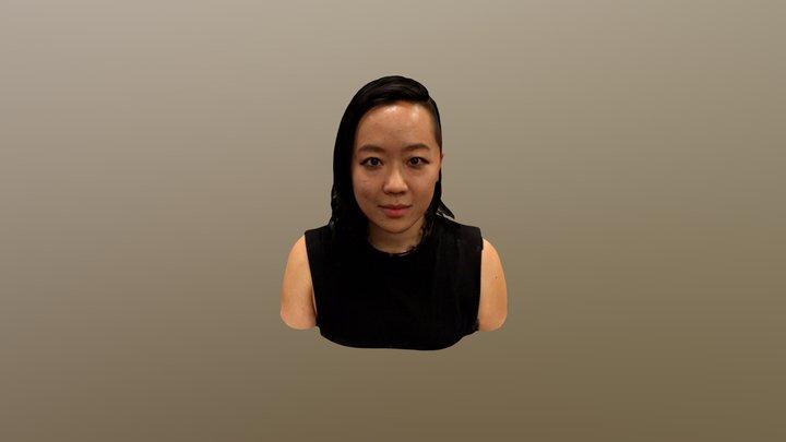 Sue Ding 3D Model