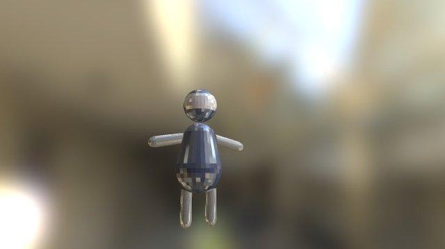 My Diver 3D Model