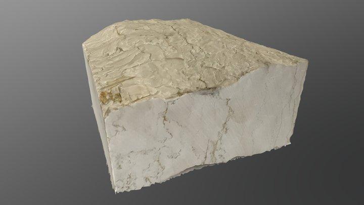 Croatian Limestone 3D Model