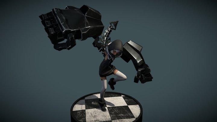 Strength 3D Model