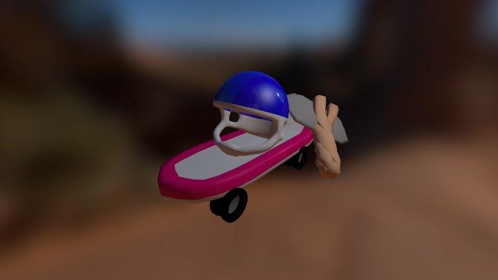 Memories of my C64... 3D Model