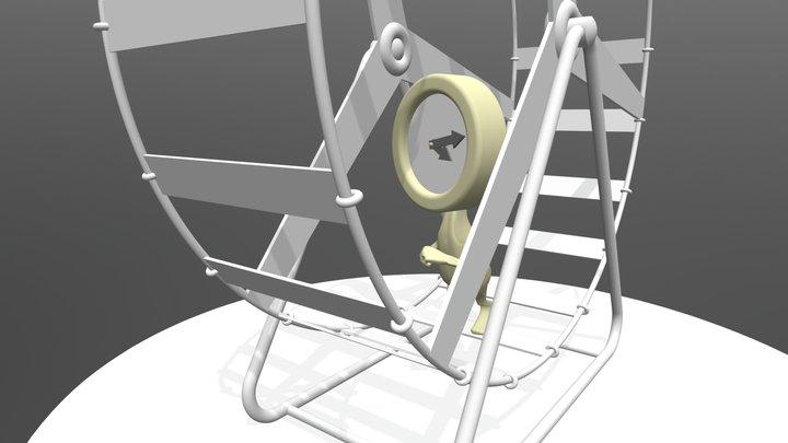 Timeless Pursuit 3D Model