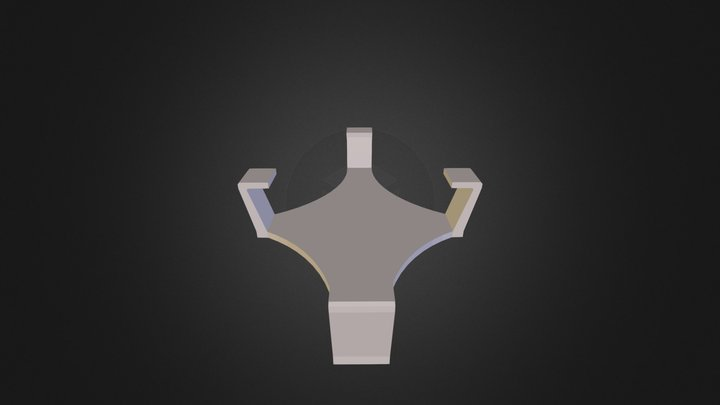 Verizon MiFi2holder 3D Model
