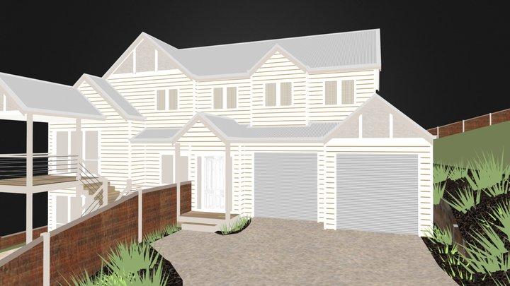Storybook Designer Homes 3D Model