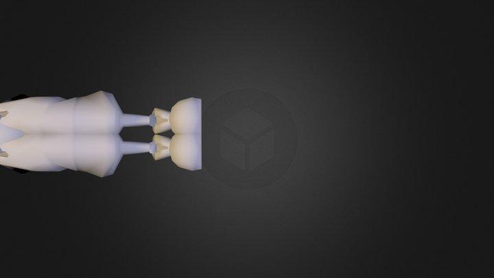 Wisdom Sora.obj 3D Model