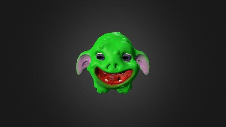 alien_pork 3D Model