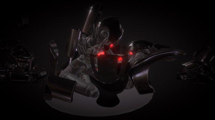Shiva Lingam 2009 3D Model