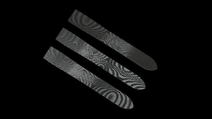 Strap Only 001 3D Model