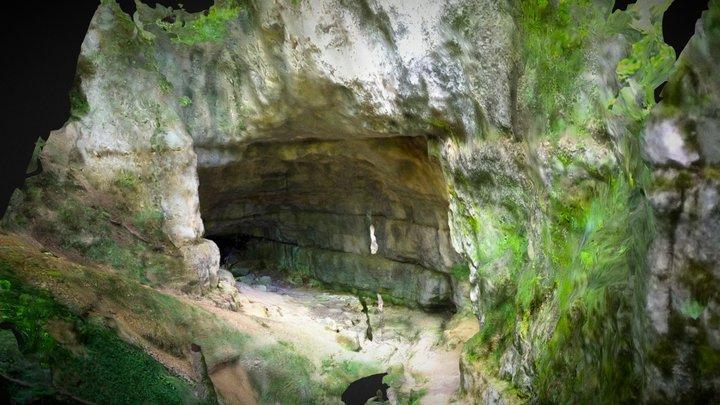 Falkensteiner Höhle / Cave 3D Model