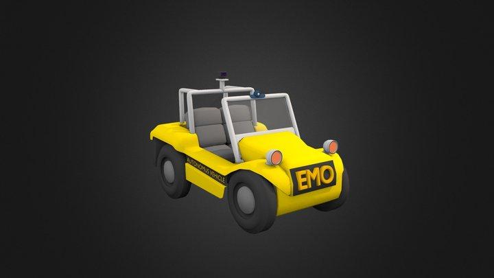 Emo Autonomous 3D Model