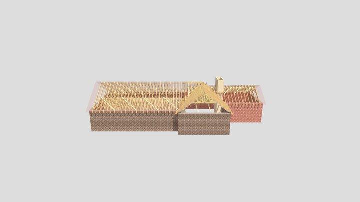 3801- James Murphy 22-10-19 3D Model