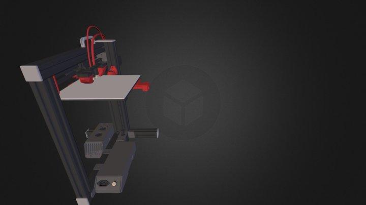 RapCraft_1.3.3ds 3D Model
