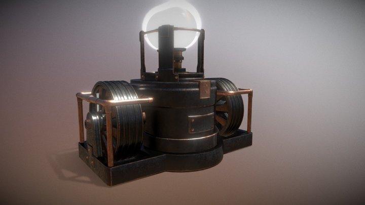 Mechanism2 3D Model