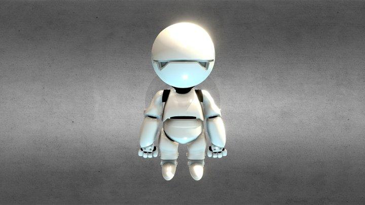 Prototype 001 3D Model