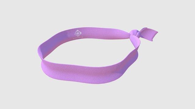 Hair Tie 3D Model