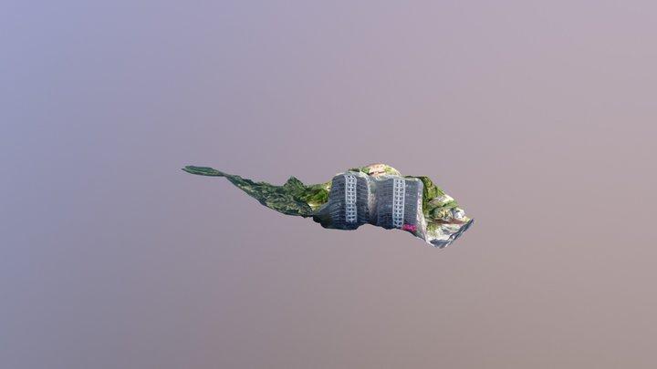 土人測試 3D Model
