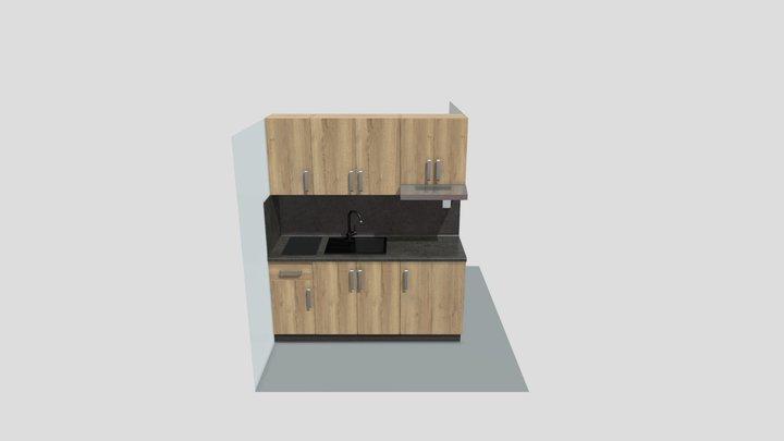 PL Kchn 1 3D Model