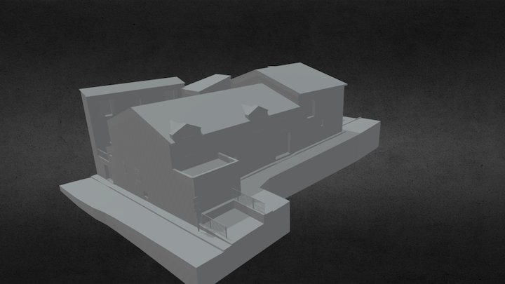 Maquette 3d BIM READY 3D Model