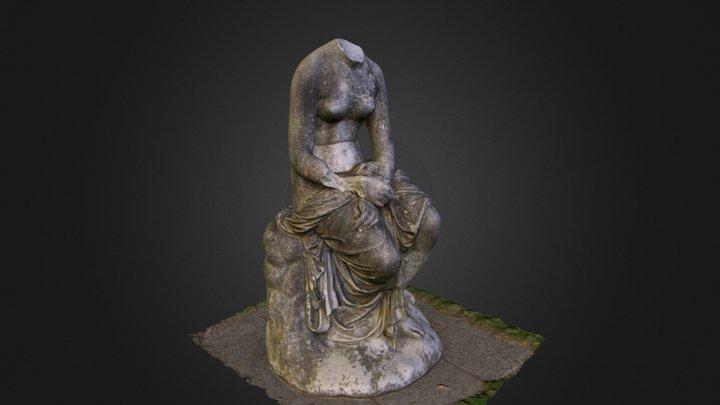 Modeltest 3D Model