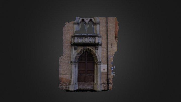 Mirandola Highschool 3D Model