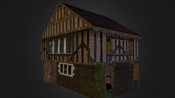 Village House 3 3D Model