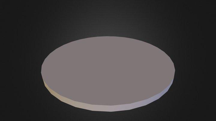 Coin 4 3D Model