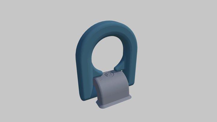 Vip Lastbock 3D Model