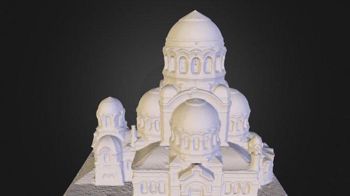 Church Hi 3D Model