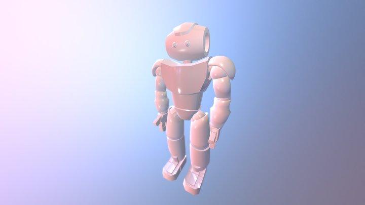 NAO by felivans 3D Model