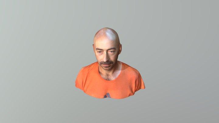 Bust 3D Model