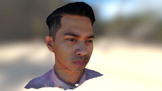 Jojo3D-exported 3D Model