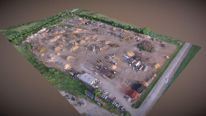 GWG - Ferris, TX 3D Model