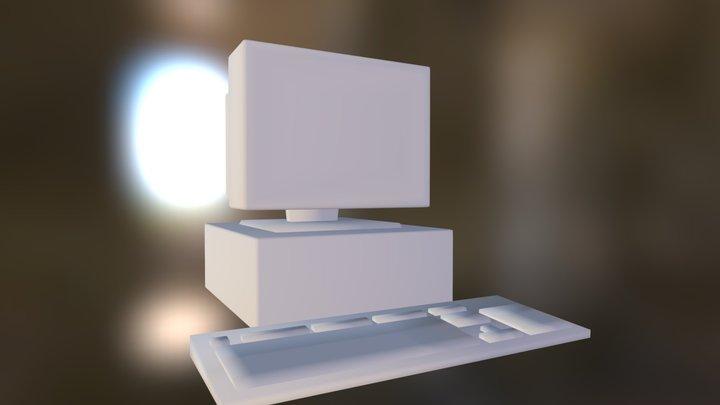 Edengrad PC 3D Model