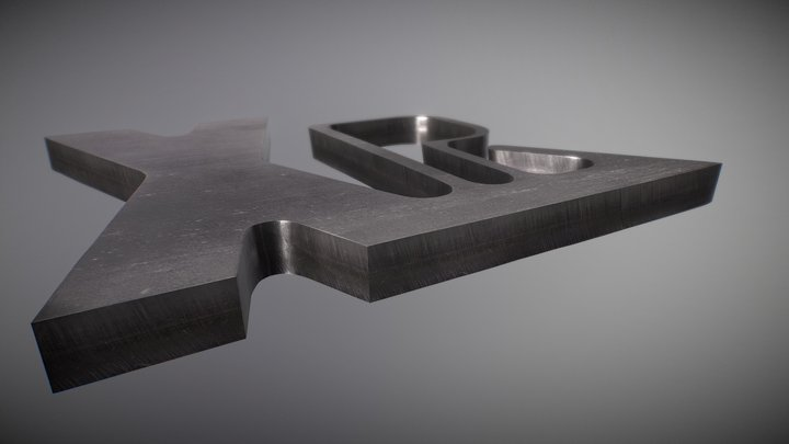 XPR300 - 不锈钢切割样本 (ZH)