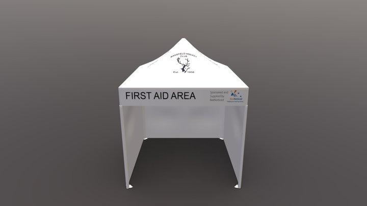 3x3_canopy 3D Model