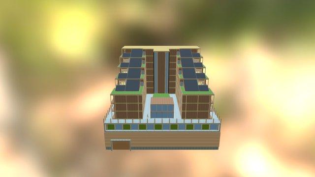 Amoeba 2.0 Proposal 3D Model