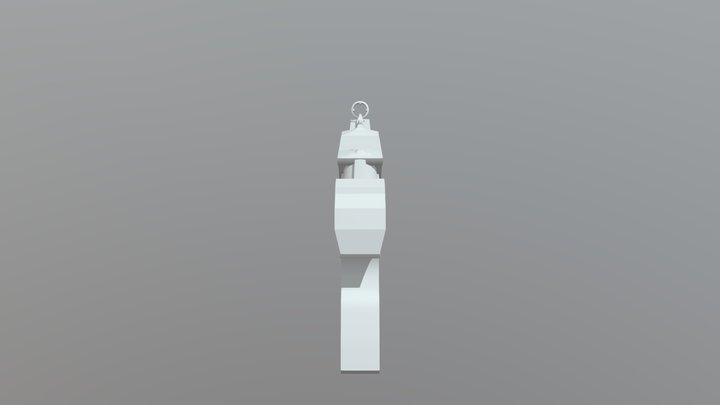 Nerf Model1 3D Model