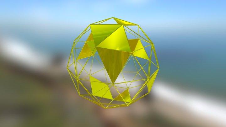 W F01 3D Model