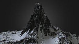 Mountain VR test 3D Model