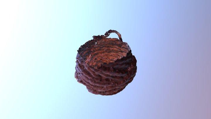 3D Yarn 3D Model
