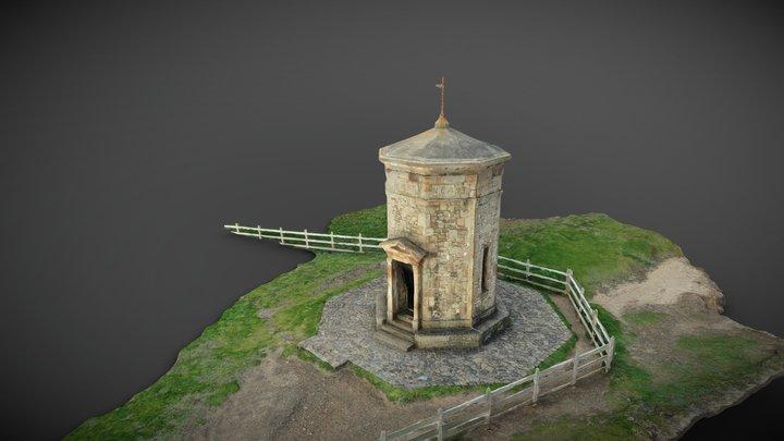 """Bude Compass Point (""""Pepperpot"""") 3D Model"""
