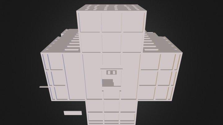 model test 3D Model