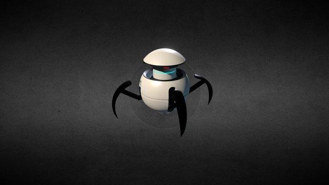 ボールボット 3D Model