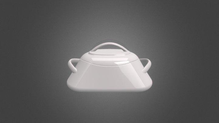 Scoup 3D Model